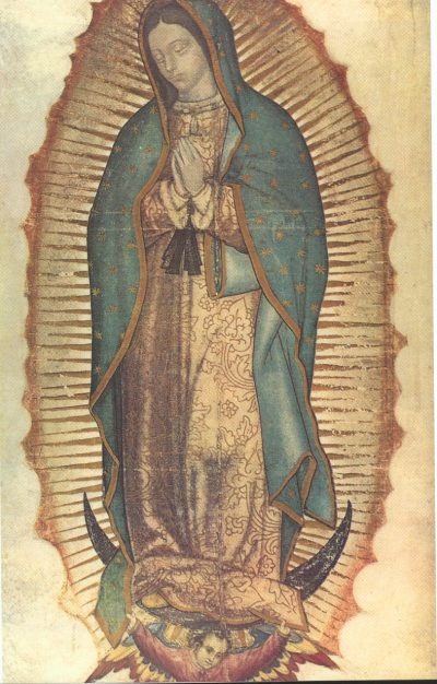Virgen-Guadalupe